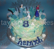 Buttercream Frozen