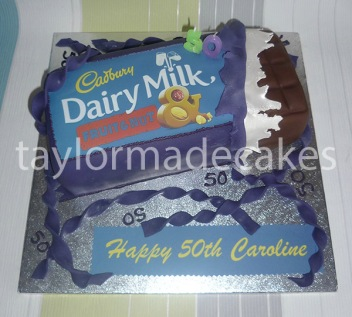 Cadburys fruit and nut