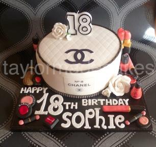 Chanel 18th
