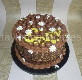 Chocolate bee's