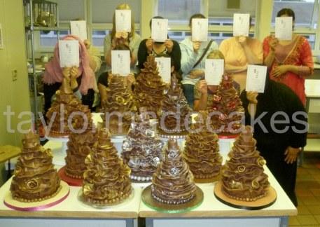 Chocolate Wrap & Certificates