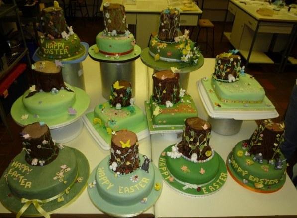 Easter advanced