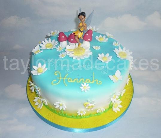 Fairy & daisies