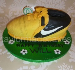 Footy boot