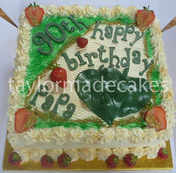 Fresh cream 90th