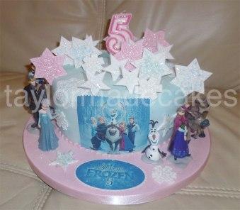 Frozen themed