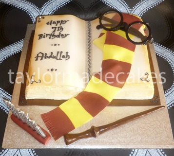 Harry Potter book