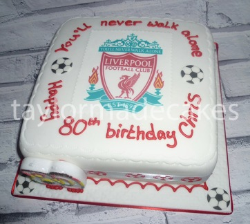 Liverpool 80th
