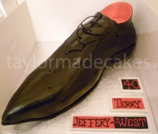 Mans shoe
