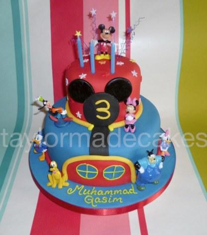 Mickeys playhouse
