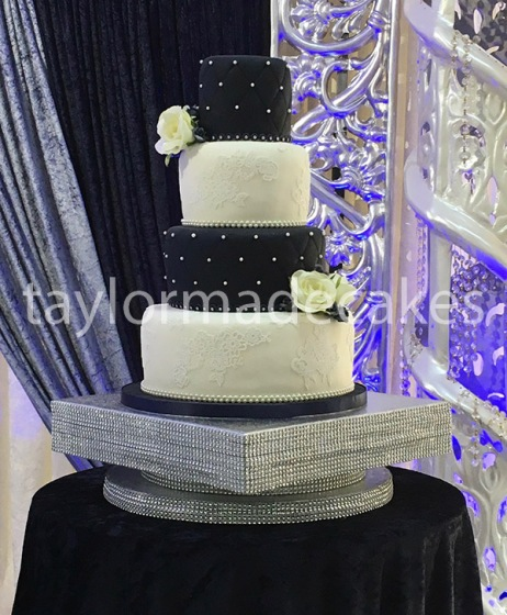 Navy blue walima