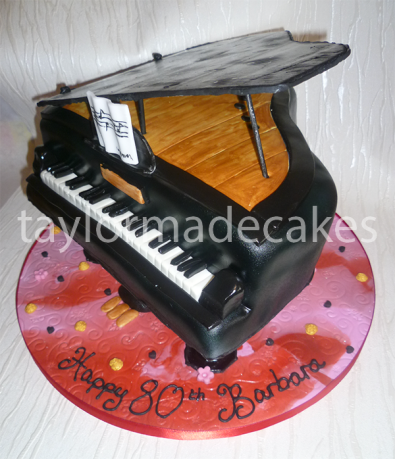 Piano shape