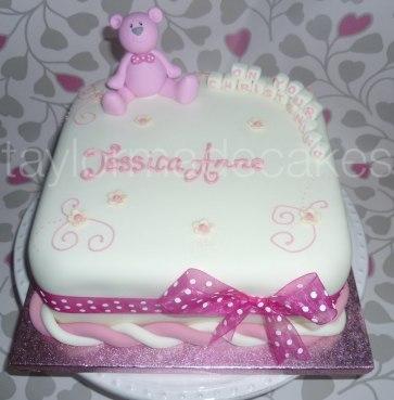 Pink polkadot