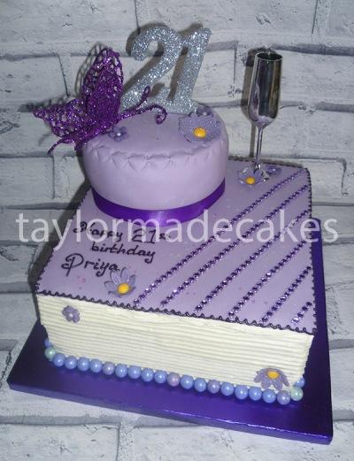 Purple 21st