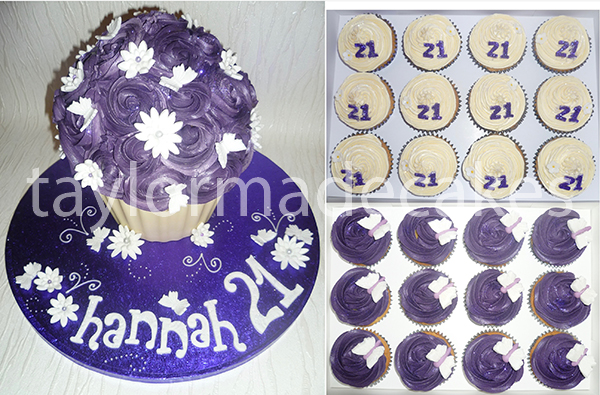 purple-giant-cupcake