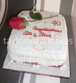 Ruby rose anniversary
