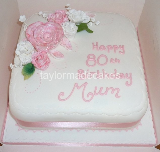 Simple 80th