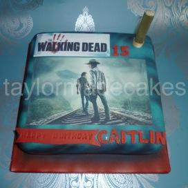 Walking dead-Karl