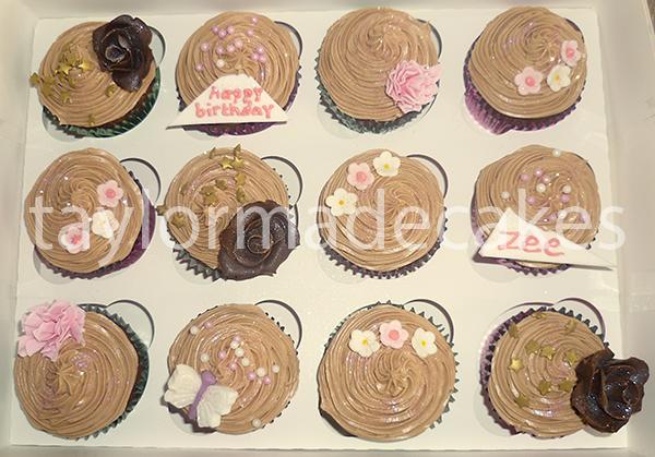 Zee cupcakes