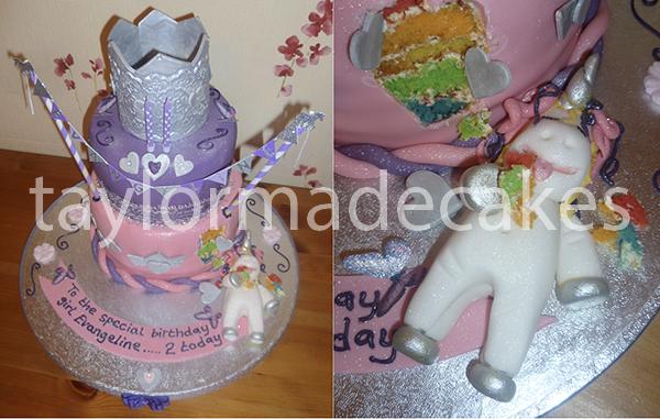 Fat unicorn & princess
