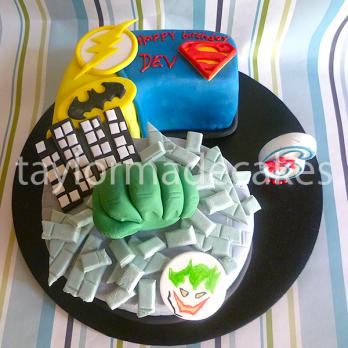 Superheroes 6