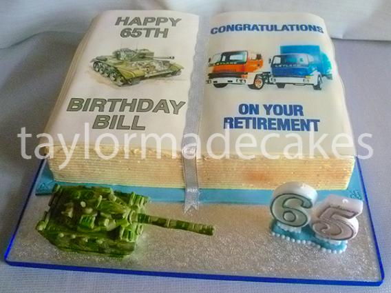 Tank and trucks
