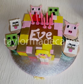 Girly minecraft
