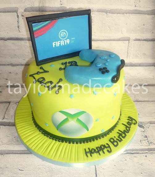 Fifa and Xbox