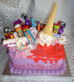 Ice cream & sweets