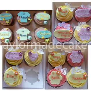Kids cupcakes