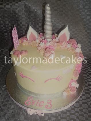 Marshmallow unicorn