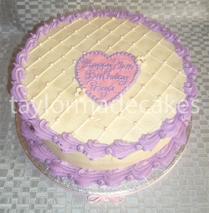 Simple buttercream