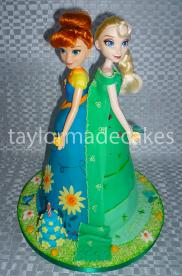 Summer Anna & Elsa