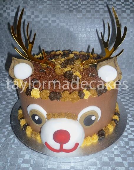 Bounty reindeer