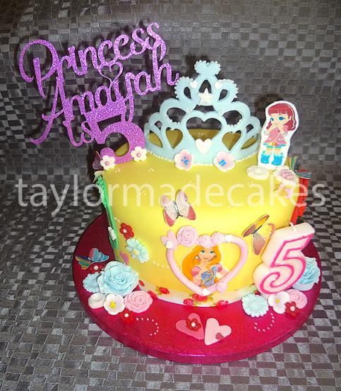 Bright princessess