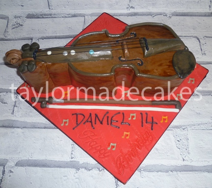 Bakewell violin