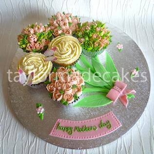 Cupcake posey