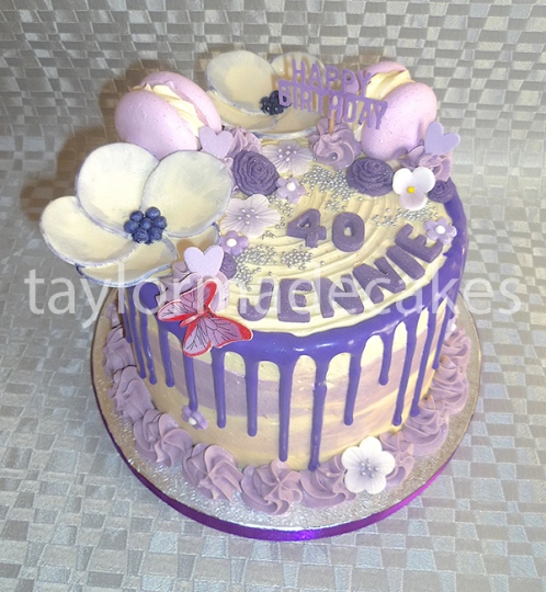 Loves purple